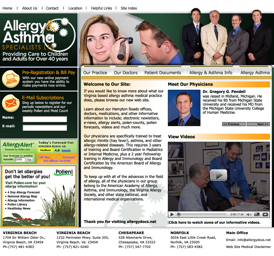 Allergy And Asthma Care Specialists Minnesota